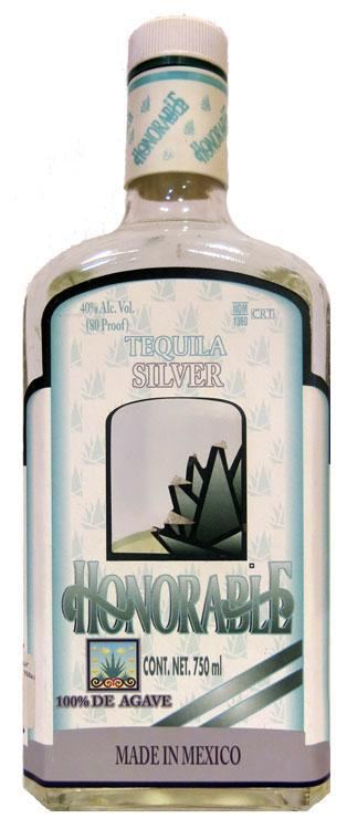 Honorable Blanco Square 100% 750ml