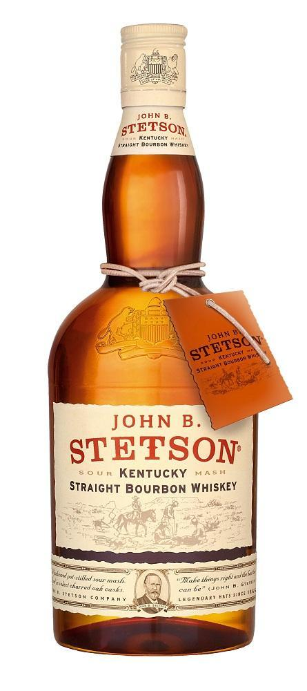 John B. Stetson Kentucky Bourbon 750ml