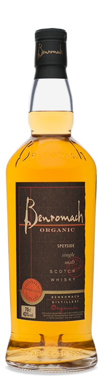 Benromach Organic 750ml