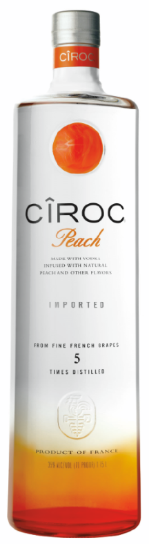Ciroc Peach Vodka 1.75L