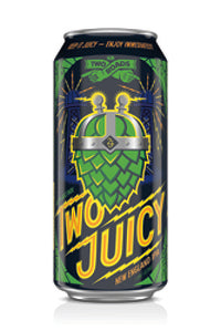 Two Roads Two Juicy NE IPA 16oz Can