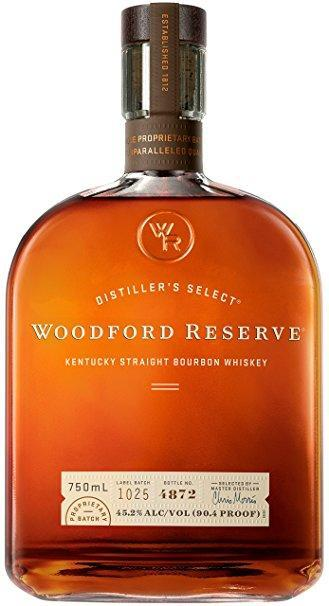 Woodford Reserve Kentucky Bourbon Whiskey 750ml