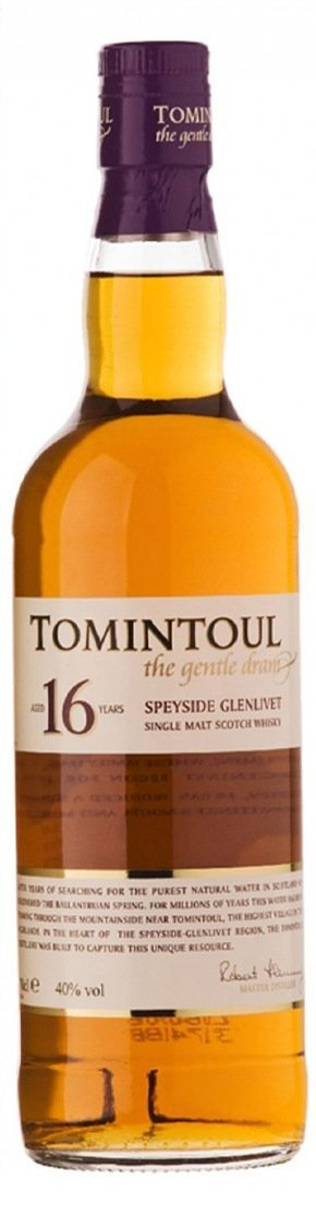 Tomintoul 16 Yrs. 750ml