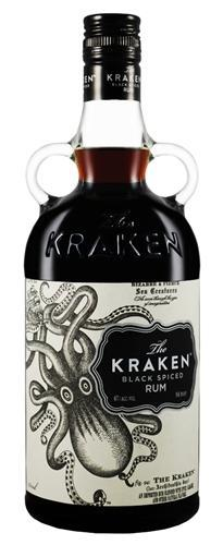 Kraken Black Spiced Rum 94 Proof 750ml