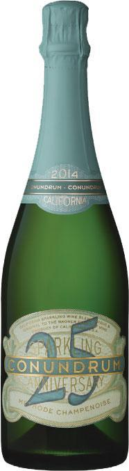 Conundrum Sparkling White 750ml