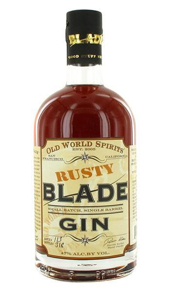 Rusty Blade Gin 750ml