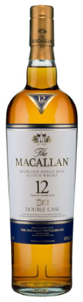 The Macallan Double Cask 12 Years Old Single Malt Whisky 375ml