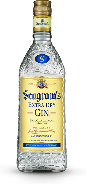 Seagram's Extra Dry Gin 1L