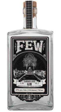 FEW Standard Issue Gin 750ml