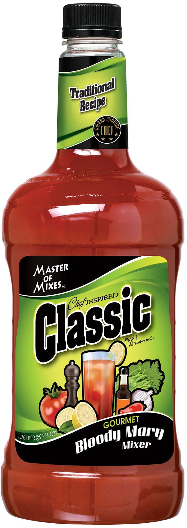 Master Of Mixes Classic Bloody Mary 1.75L