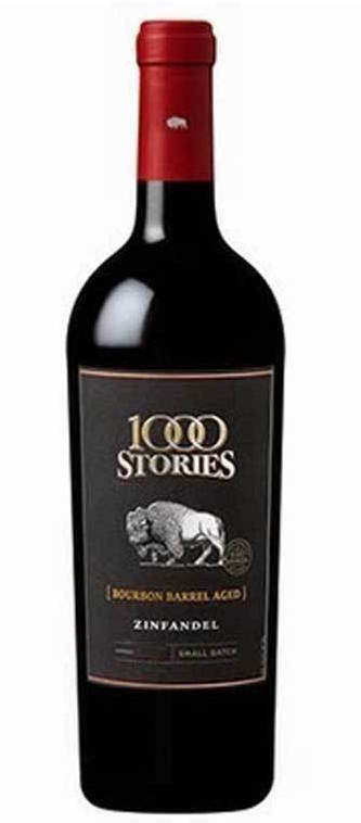 1000 Stories Zinfandel Bourbon Barrel Aged 2017 750ml