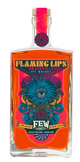 FEW Flaming Lips Brainville Rye 750ml