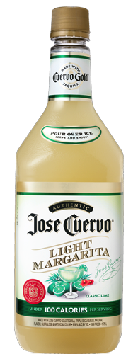 Jose Cuervo Authentics Light Margarita 1.75L