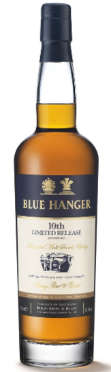 Blue Hanger Scotch Whiskey 10th Limited Release 750ml