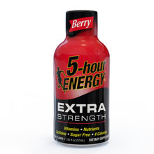 5 Hour Extra Strength Berry 2oz