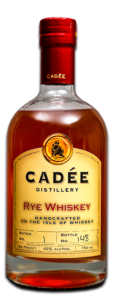Cadee Rye Whiskey 750ml