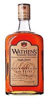 Wathen's Single Barrel Kentucky Bourbon Whisky 750ml