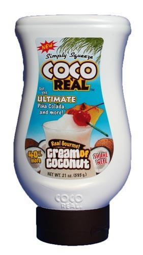 Coco Real Coconut Cream 20oz