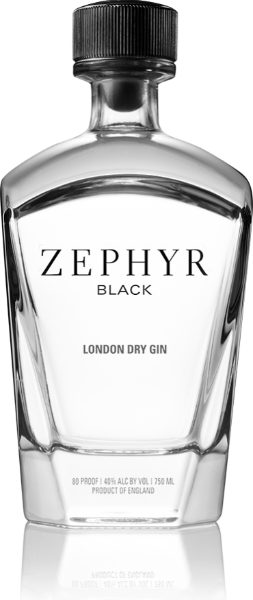 Zephyr Gin Black 750ml