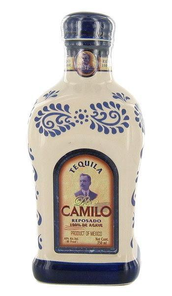 Don Camilo Reposado 750ml