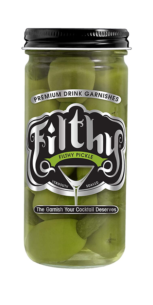Filthy Pickle Olives 8oz