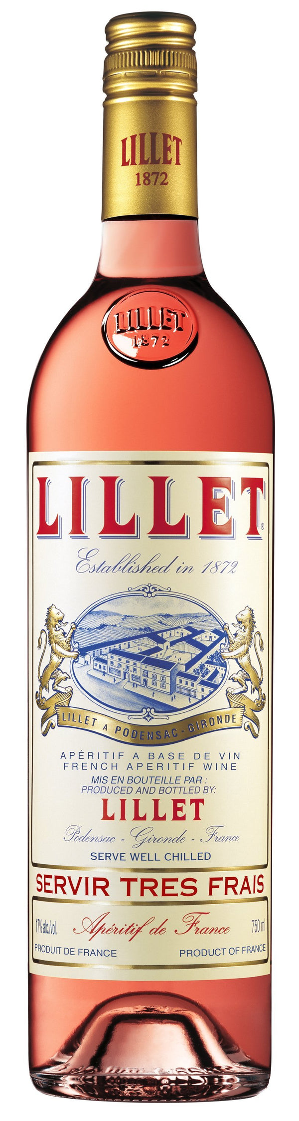 Lillet Rose 750ml