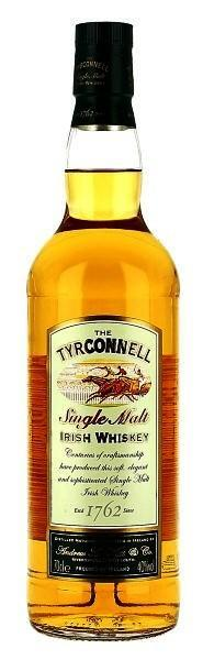 Tyrconnell Irish Single Malt Whiskey 750ml