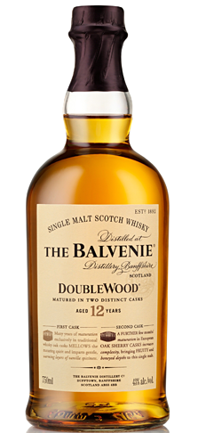 Balvenie Doublewood 12 Year Old Single Malt Whisky 750ml