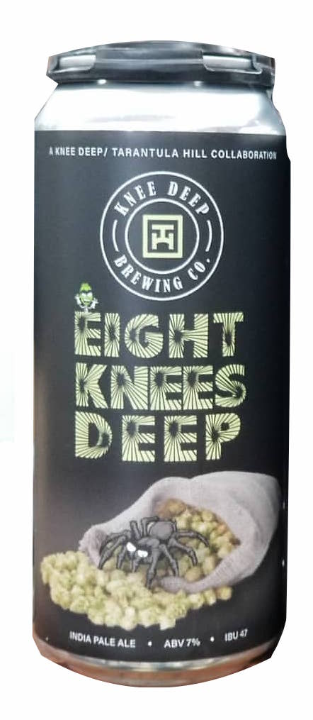 Knee Deep Eight Knees Deep 16oz can