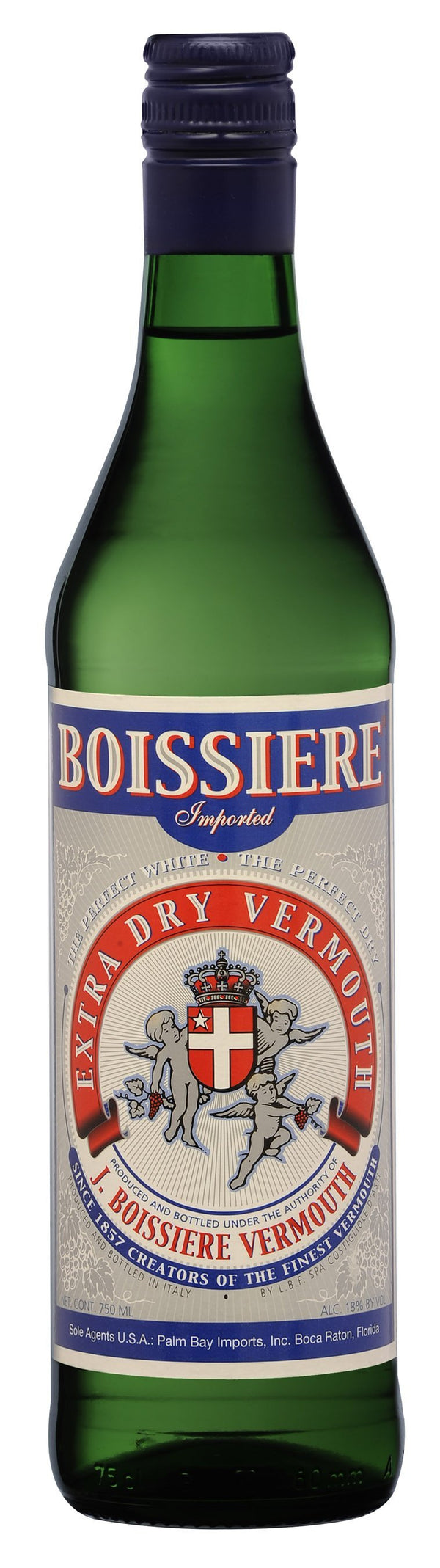 Boissiere Extra Dry Vermouth 750ml