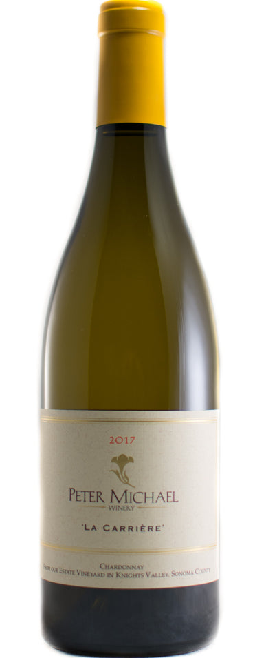 Peter Michael La Carriere Chardonnay 2018 750ml