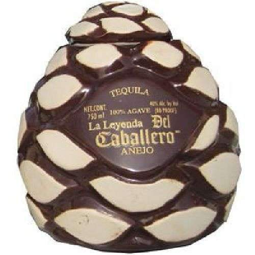 Del Caballero Anejo Ceramic 750ml