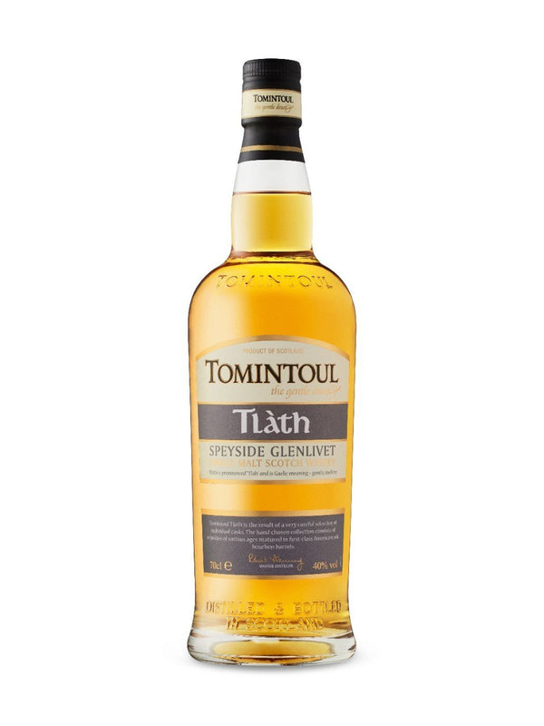 Tomintoul Speyside Tlath 750ml