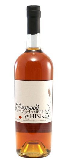 Mosswood Barrel Aged Irish Whiskey 92 Proof 750ml