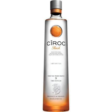 Ciroc Peach Vodka 750ml