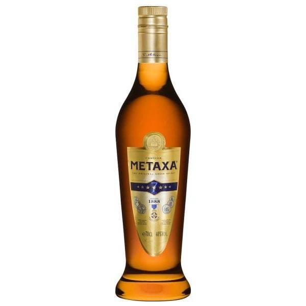 Metaxa Amphora 7 Star 750ml