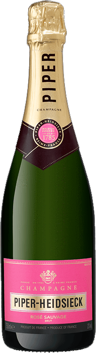 Piper Heidsieck Rose Sauvage 750ml