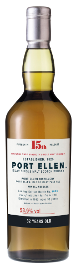 Port Ellen 32 Yrs Single Malt