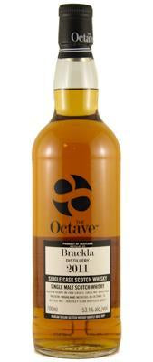 The Octave Brackla 7Yr 2011 750ml