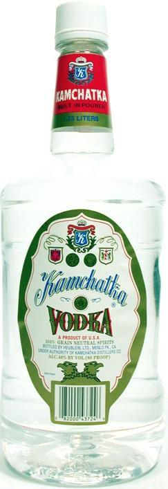 Kamchatka Vodka 1.75L