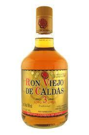 Ron Viejo De Caldas 3 Yrs. 750ml
