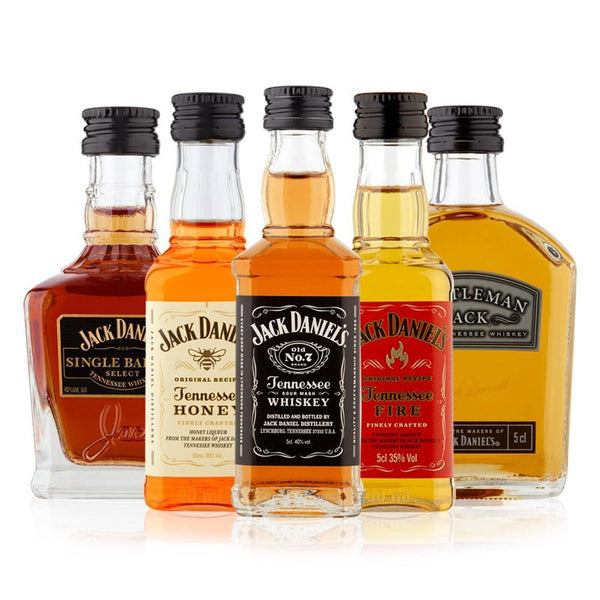 Jack Daniel's Family Of Brands 5Pack 50ml