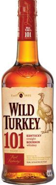 Wild Turkey 101 Proof Kentucky Bourbon 750ml