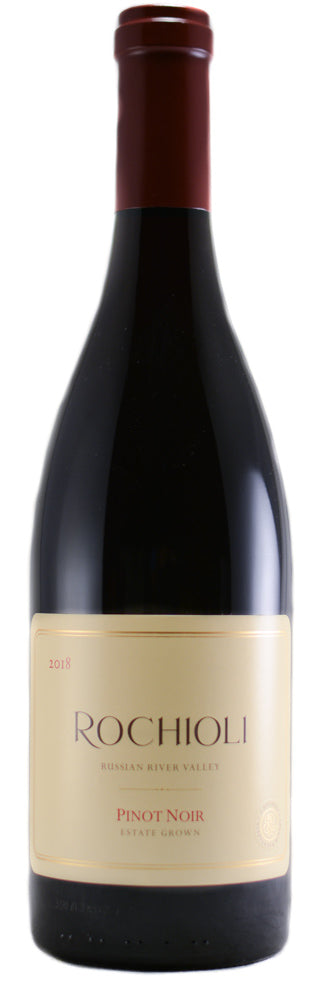Rochioli Estate Pinot Noir RRV 2018 750ml
