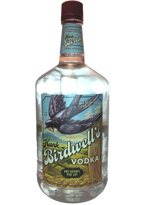 Birdwell's Vodka 1.75L