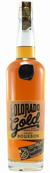 Colorado Gold Bourbon 750ml