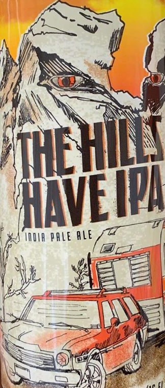 Mt. Lowe Brewing The Hills Have IPA 16oz 4pk Cans