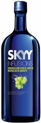 Skyy Infusions Moscato Grape 1.75L