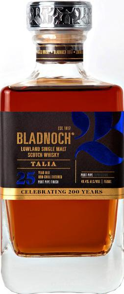 Bladnoch Talia Lowland 25 Year Old Single Malt 750ml