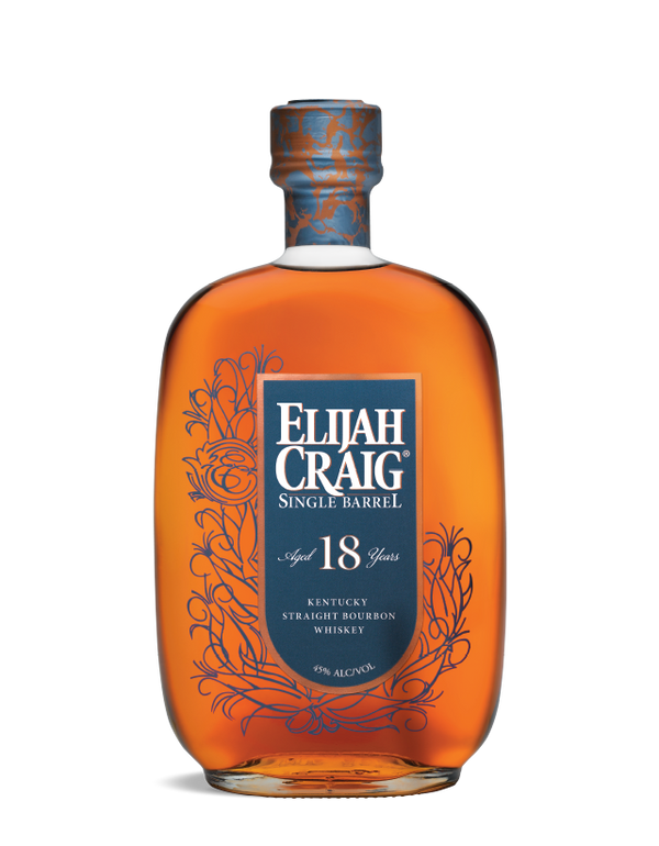 Elijah Craig Single Barrel 18 Year Old Kentucky Bourbon 750ml